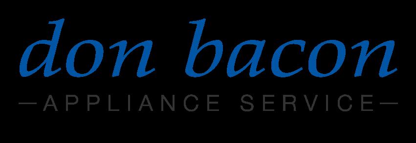 Don Bacon Appliance Service Logo